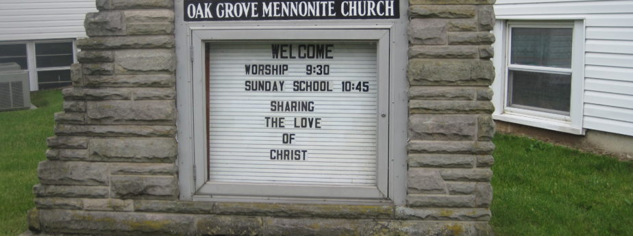 Combined Worship Schedule for Summer
