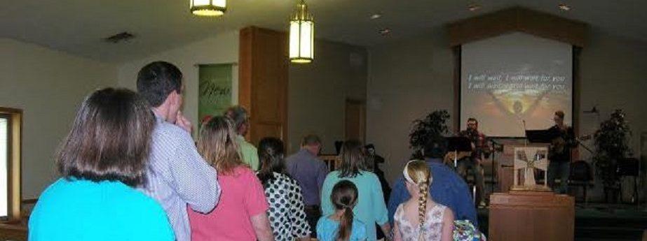 Worship at Oak Grove