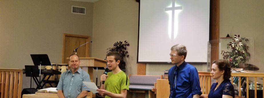 Spring Baptism